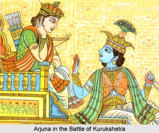 Arjuna_in_the_Battle_of_Kurukshetra