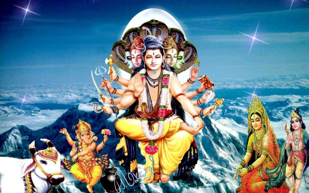 40  Lord Shiva and Shivaratri – DurgaDharma
